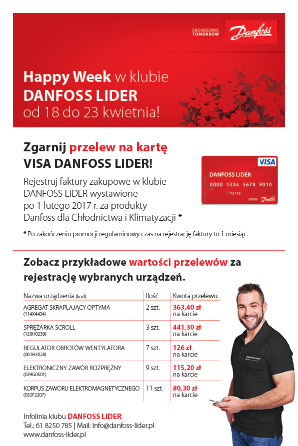 Mailing Happy Week Danfoss Lider old